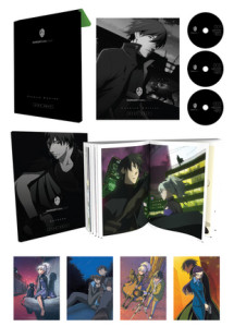 Darker Than Black Blu-ray Premium edition