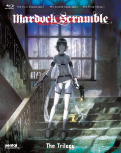 Mardock Scramble Trilogy