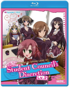 Student Council's Discretion Level 2: The Complete Second Season