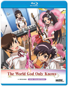 The World Only God Knows OVAs