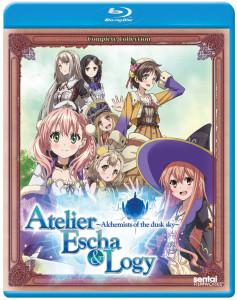 Atelier, Escha & Logy: Alchemists of the Dusk Sky