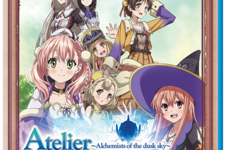 Atelier, Escha & Logy: Alchemists of...