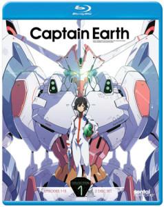 Captain Earth Collection 1