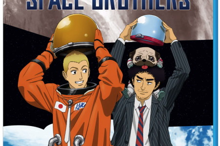 Space Brother Collection 4 (anime review)