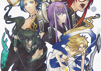 Kamigami no Asobi Anime Review