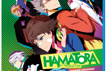 Hamatora The Animation season 1 (anime review)