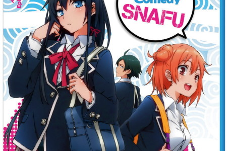 My Teen Romantic Comedy SNAFU: The Complete...