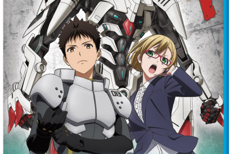 Argevollen Collection 1 (anime review)