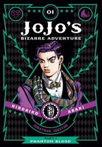 JoJo's Bizzare Adventure part 1 Phantom Blood