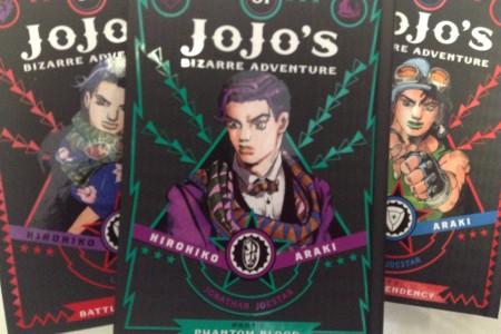 New Manga Just Arrived