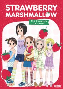 strawberry-marshmallow