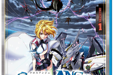 Cross Ange-Rondo of Angels and Dragons: Collection...
