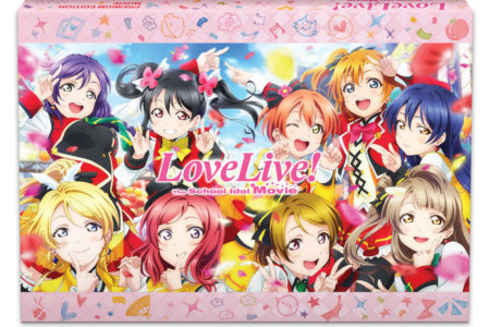 Love Live! The School Idol Movie (anime review)