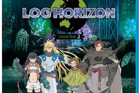 Log Horizon Season 2 Collection 2 (anime...