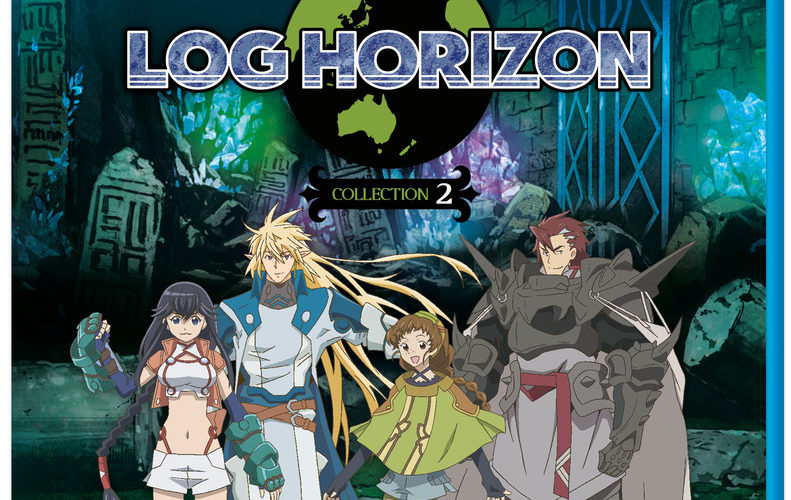 Log Horizon Season 2