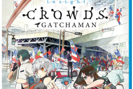 Gatchaman Crowds insight (anime review)