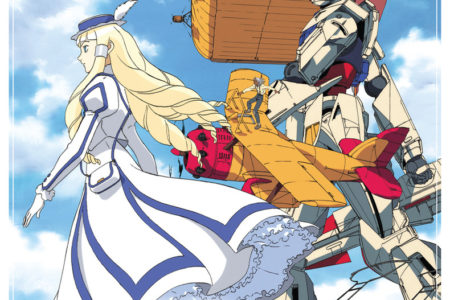 Turn A Gundam part 1 on Blu-ray (anime review)
