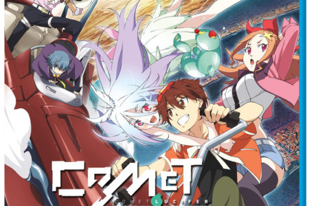 Comet Lucifer (anime review)