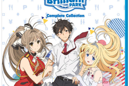 Amagi Brilliant Park (anime review)