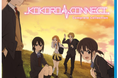 Kokoro Connect Complete Series (anime review)