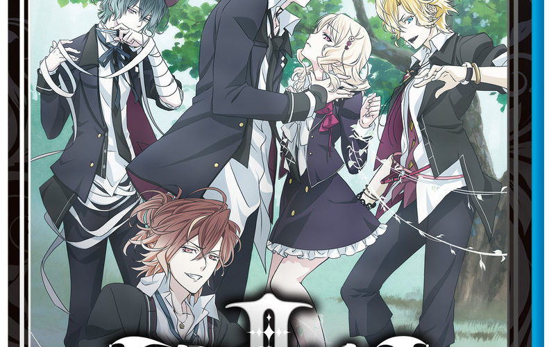 Diabolik Lovers II More Blood Anime Review