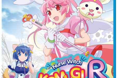 Nurse Witch Komugi R (anime review)