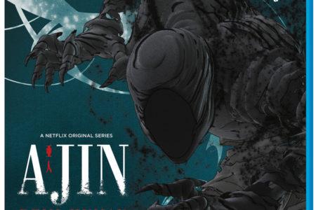 Ajin: Demi-Human (anime review)