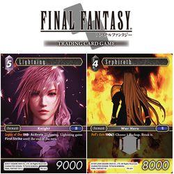 Final Fantasy Trading Card Game Organized...