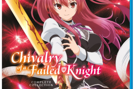 Chivalry of a Failed Knight (anime review)