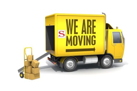 We're Moving Again