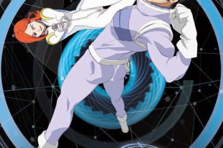 Time Jam Valerian & Laureline (anime...