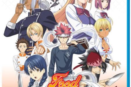 Food Wars: Season 1 (anime review)