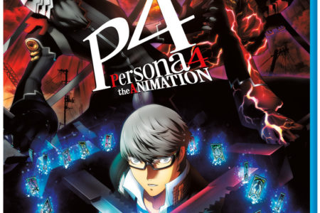 Persona 4 The Animation Complete Collection...