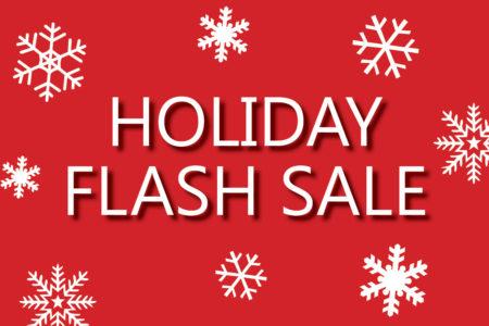 Holiday Flash Sales