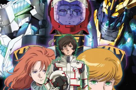 Mobile Suit Gundam UC (Unicorn) Blu-Ray Collection...