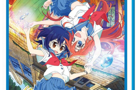 Flip Flappers: Complete Collection (anime...