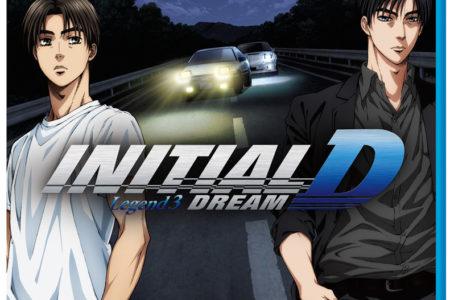 Initial D Legend 3: Dream (anime review)