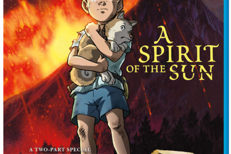 A Spirit Of The Sun (anime review)
