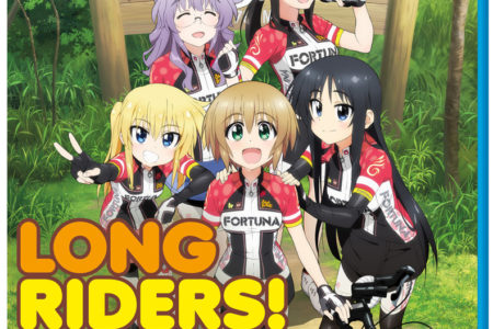 Long Riders! The Complete Collection (anime...