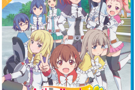 Action Heroine Cheer Fruits (Anime Review)
