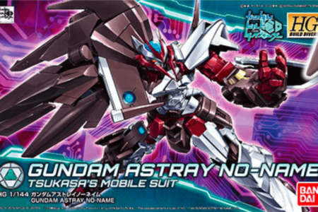 Another Small Gundam Delivery 11.30.18