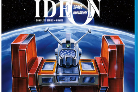 Space Runaway Ideon (anime review)