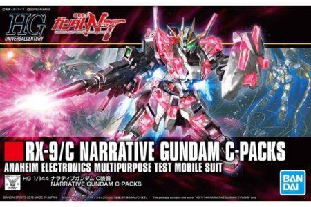 Small Gundam Delivery 4.16.19