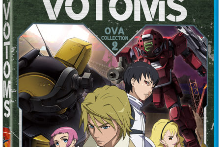 Armored Trooper VOTOMS OVA Collection 2 (anime...