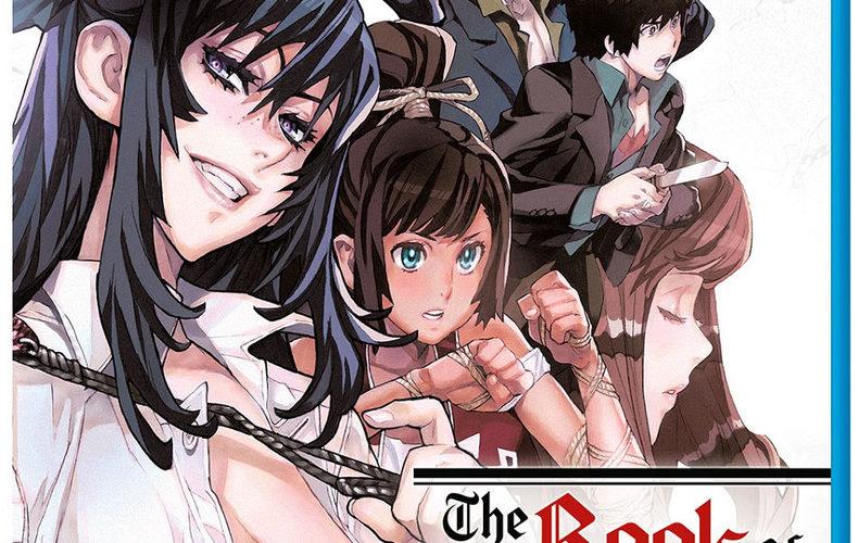 The Book Of Bantorra Animeggroll
