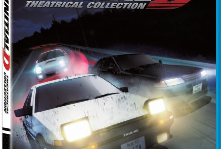 Initial D Legend Theatrical Collection