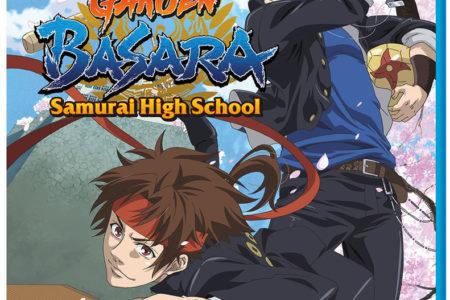 Gakuen Basara: Samurai High School (anime...