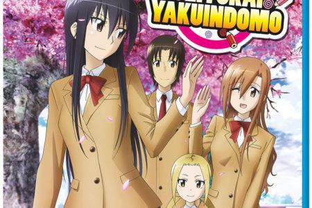 Seitokai Yakuindomo Anime Review