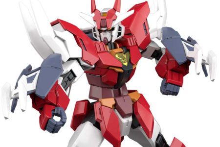 April 2020 Gundam Build Competition