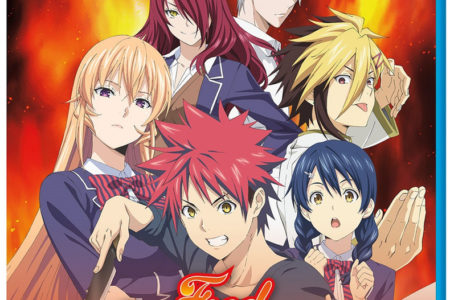 Food Wars: The Third Plate (anime review)